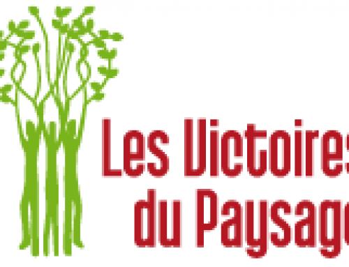 Nomination Victoires du Paysage 2016